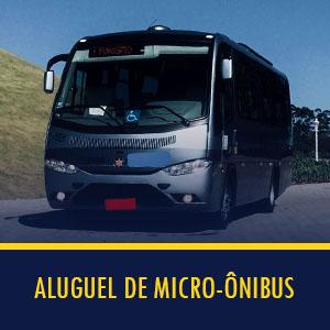 Alugar Micro-ônibus em SP - Aluguel de Micro-ônibus